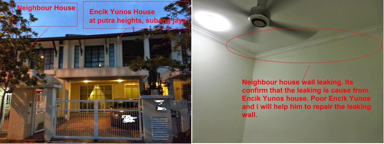Roof/Toilet Water Leaking Repair) Waterproofing Contractor
