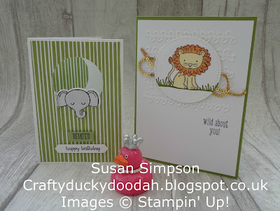 Stampin' Up! UK Independent  Demonstrator Susan Simpson, Craftyduckydoodah!, A Little Wild, Little Loves Framelits Dies, July 2017 Coffee & Cards Project, Supplies available 24/7 from my online store,
