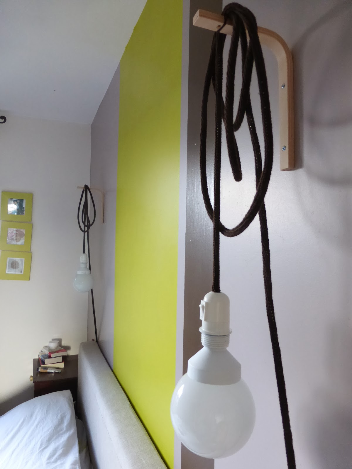 bulles de cerises lampe tricotin baladeuse et amour ternel. Black Bedroom Furniture Sets. Home Design Ideas