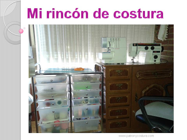 www.patronycostura.com/Mi rincón de costura. Tema 193