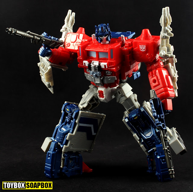 transformers legends ginrai new feet