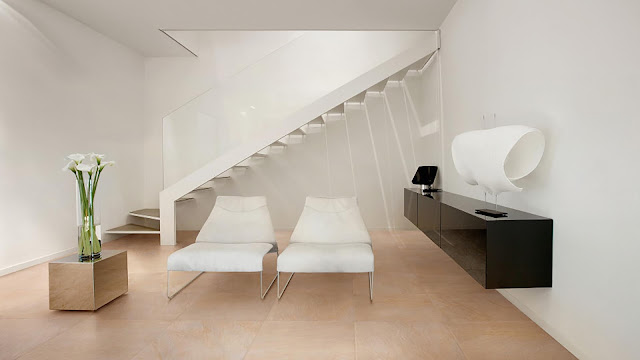 Tiles for floor design Crossover collection - Full resistant flooring on fine porcelain stoneware