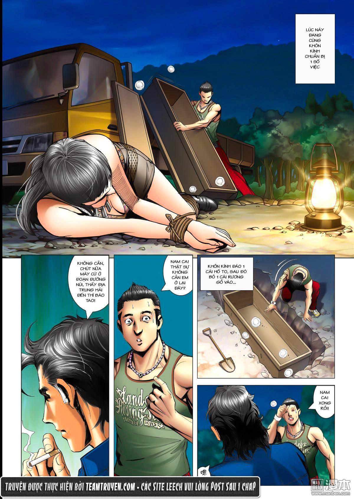 Người Trong Giang Hồ NetTruyen chap 1503 - Trang 20
