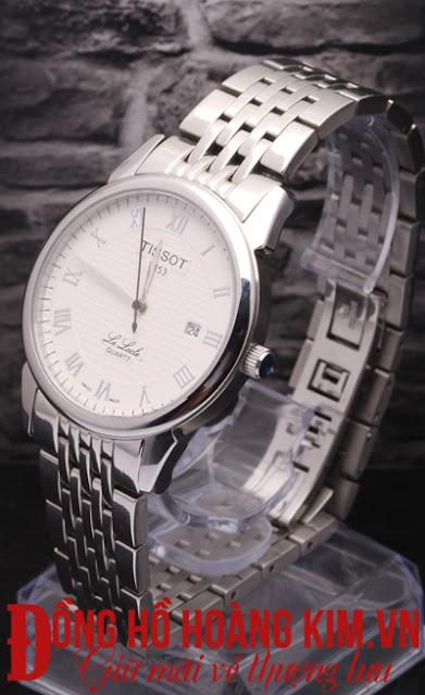 Đồng hồ nam nhãn hàng tissot giá dưới 2 triệu