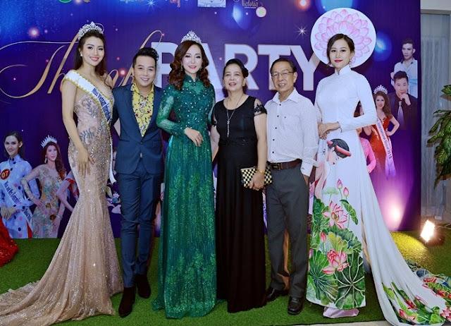 Đêm vinh danh Hoa hậu, Á hậu Miss and Mrs International Global 2018 hoành tráng - 2