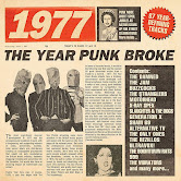 1977 THE YEAR PUNK BROKE