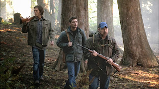 "Recap/review of Supernatural 7x09 ""How to Win Friends and Influence Monsters"" by freshfromthe.com"