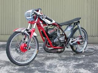 Modifikasi Motor RX King