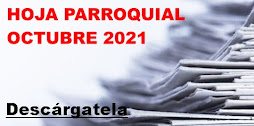Hoja Parroquial Octubre 2021