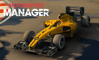 Motorsport Manager Online Announced for iOS/Android