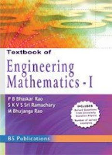 Download Engineering Mathematics-1 P B Bhaskar Rao Free Ebook Pdf