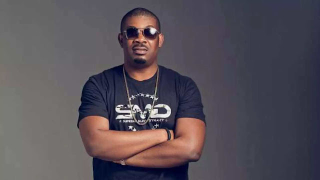 BBNajia 2019: Don Jazzy reacts as Frodd washes for Esther