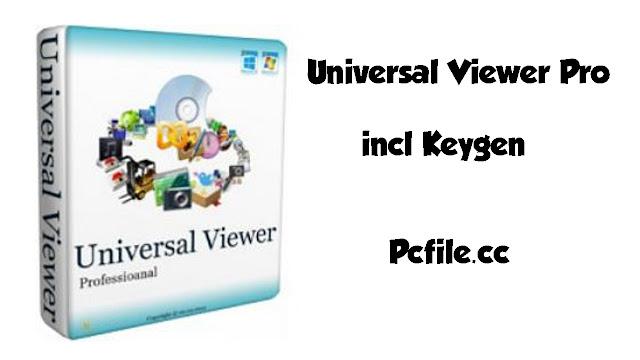 Universal Viewer Pro 6.7.4.0 incl Keygen Cracked Free Download