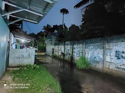 Night Mode Redmi note 9 Pro