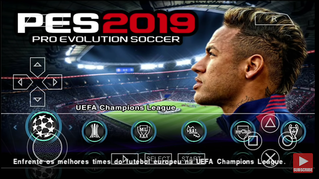 PES 19 PSP Data Download