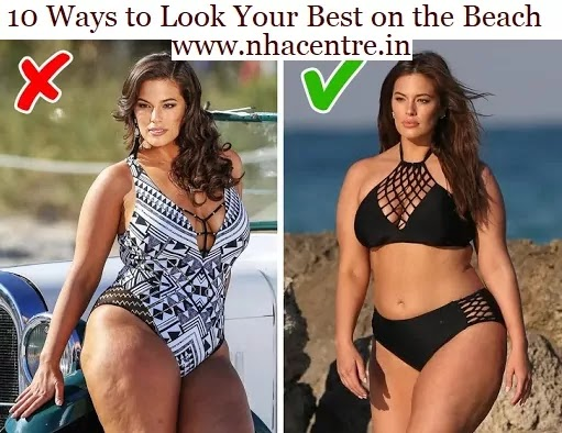 10 Ways to Look Your Best on the Beach