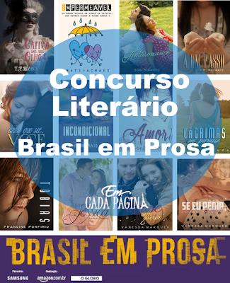 Concurso Literário - Brasil em Prosa