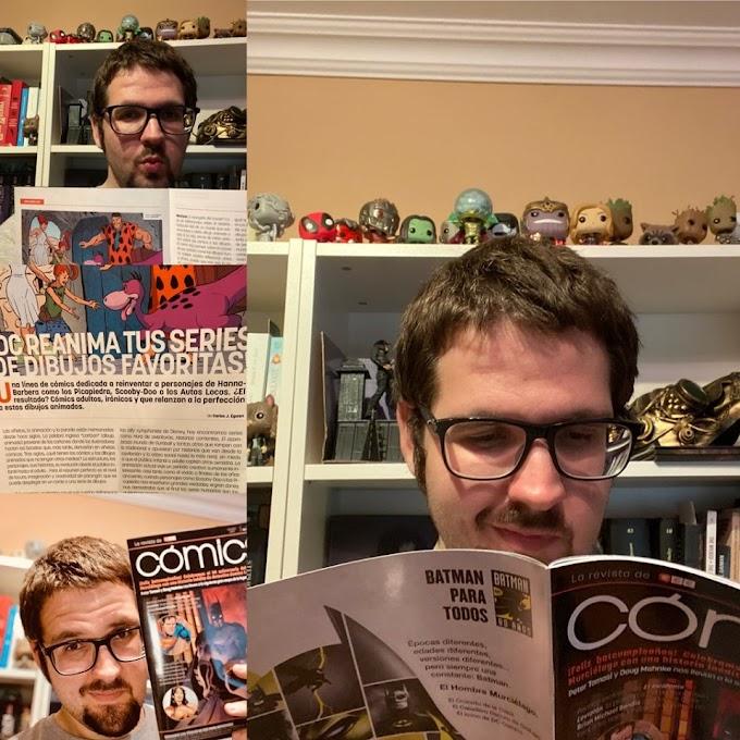 ¡Nueva publicación en la revista ECC Cómics!