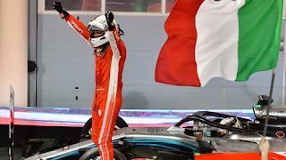 FÓRMULA 1 - Nuevo golpe de Vettel a los Mercedes en Bahréin