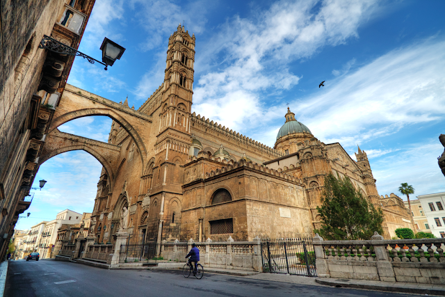 Palermo is the capital of Sicily recognised by UNESCO for its majestic Arab-Norman architecture.