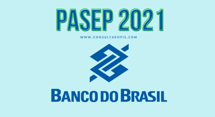 PASEP 2021 Banco do Brasil
