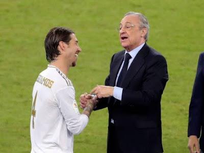 Sergio Ramos deja el Real Madrid  El real Madrid confirma la marcha del Sergio Ramos del Real Madrid