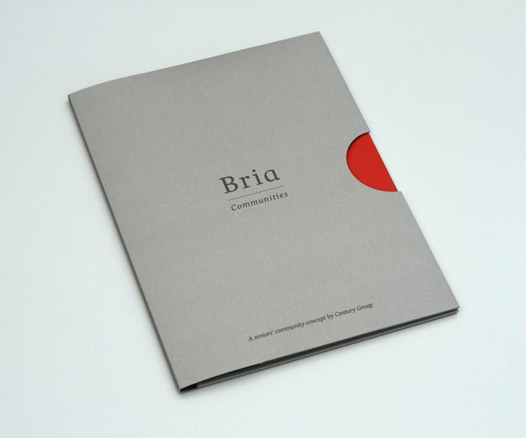Thiết kế kẹp file công ty đẹp - In kẹp file tài liệu giá rẻ, chuyên nghiệp tại Hà Nội Bria