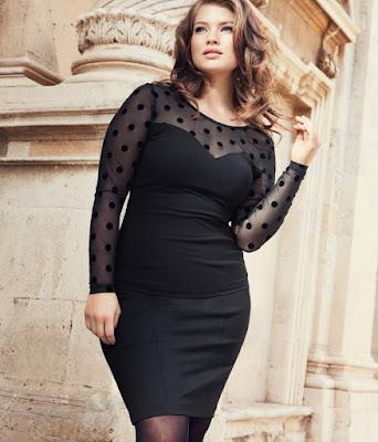 Vestidos de Moda para Gorditas y Bajitas 2017