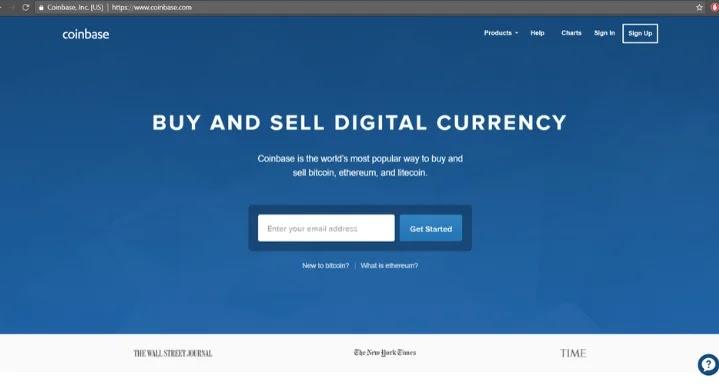 Accept Payment via Coinbase