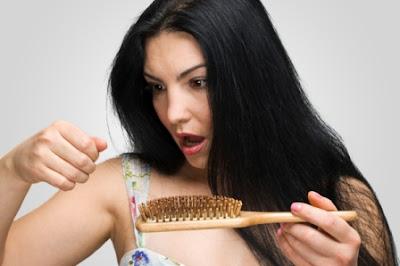mengatasi rambut rontok