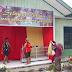 Pesrsit KCK Kodim/0319 Mentawai membuka stand kerajinan khas Mentawai dalam rangka TMMD-104