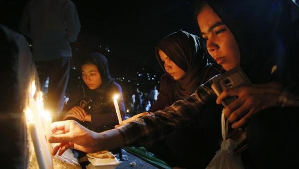 Afganistán de luto por los 80 muertos en ataque terrorista