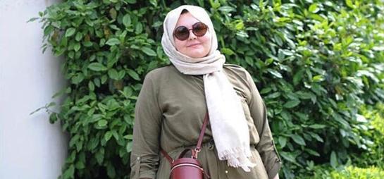 Tips Fashion Untuk Muslimah Gemuk Berhijab Agar Tetap Tampil Cantik