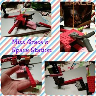 ISS lego design