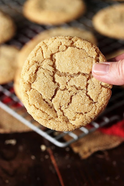 Soft & Chewy Brown Sugar Cookies Image