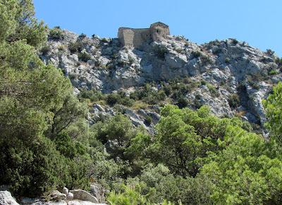 Ermita excavada en roca Sta. Quiteria y San Bonifacio