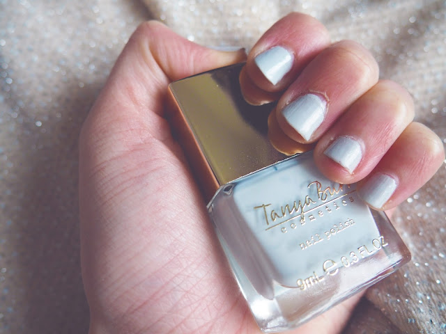 Tanya Burr Cosmetics Nail Polish Duvet Day