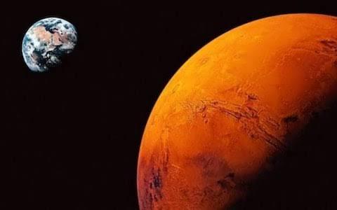 مریخ واپس جا رہا ہے!