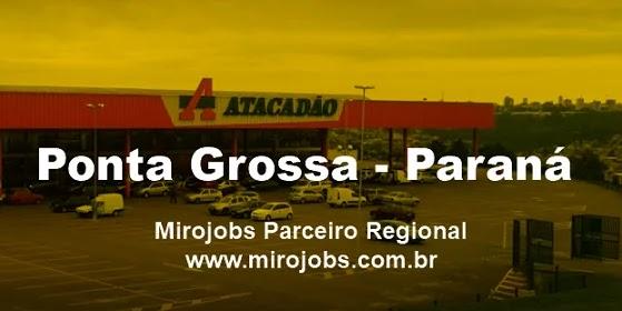 Atacadão Ponta Grossa