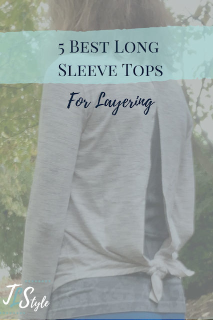 Long Sleeve Shirts for layering