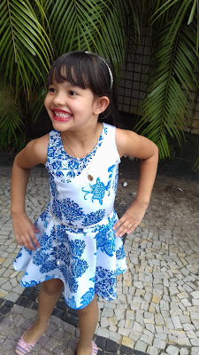 vestido boneca infantil
