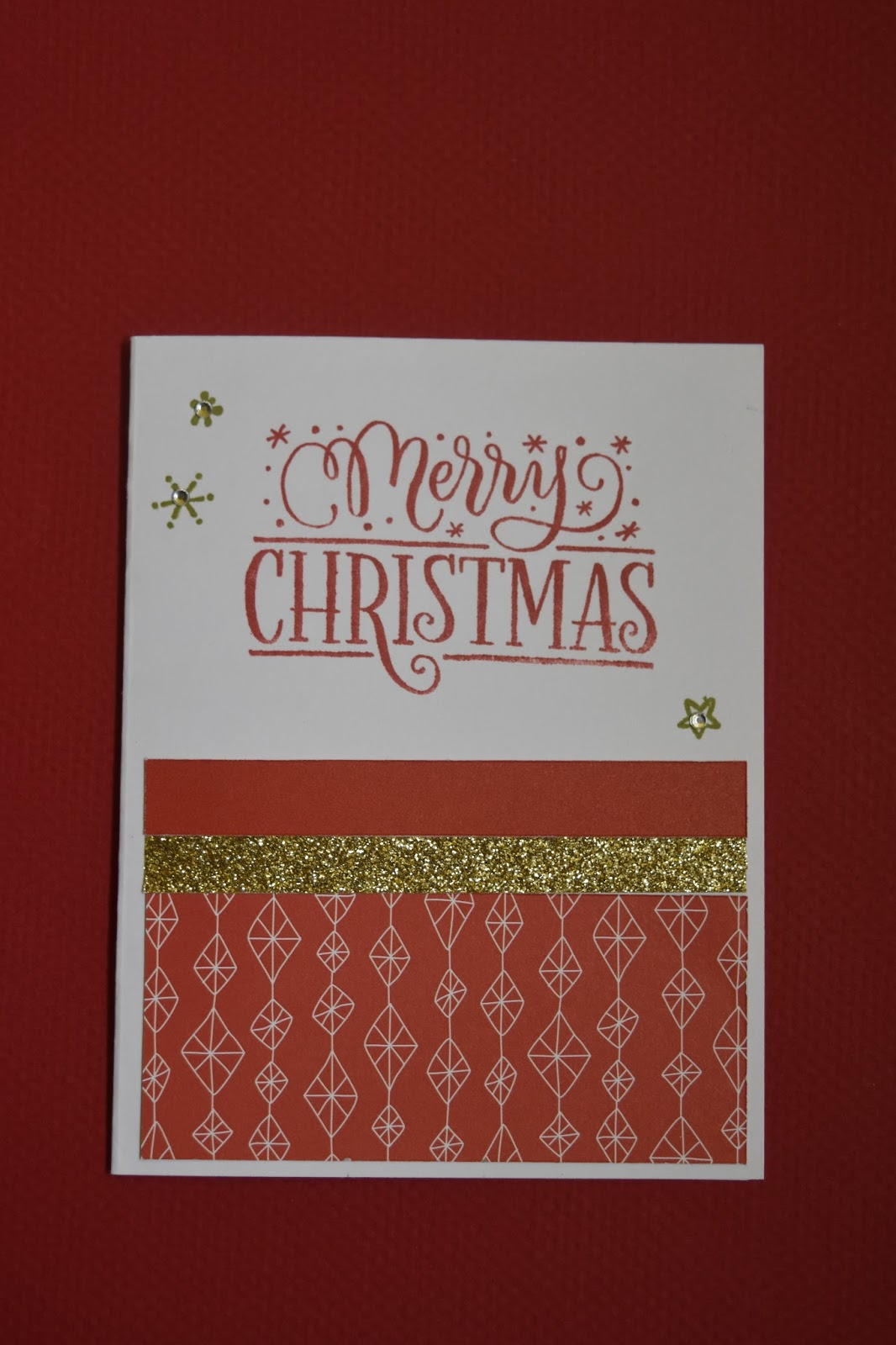 Marvelous Paper: Workshop Your Way - Happy Holidays Cardmaking Kit
