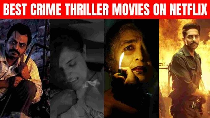 ये 5 Bollywood Suspense Thriller Movies आपका दिल देहला देंगी - FilmiFresh