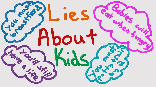 lies about kids