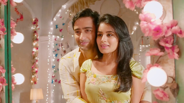 Romance : Abeer Mishti's sizzling romance with haldi twist in  Yeh Rishtey Hain Pyaar Ke