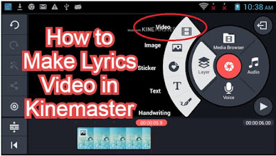 How to Make Lyrics Video