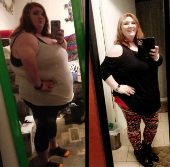 Weight loss, 100lbs down as of today!