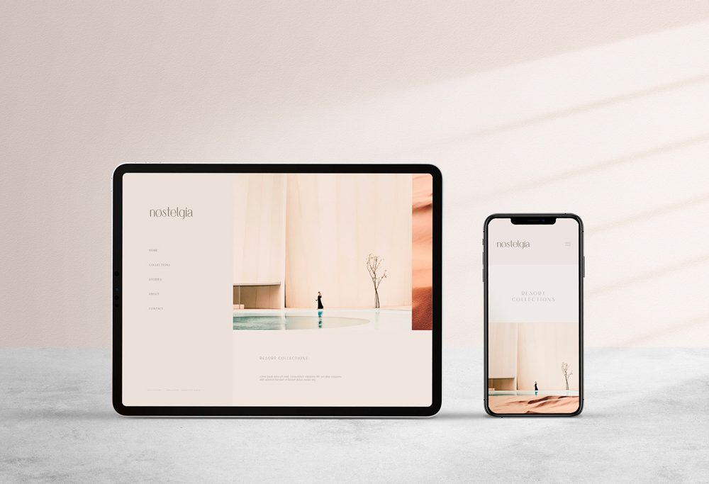 iPhone and iPad Pro Mockup