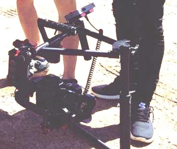 Возможно это первый снимок новой камеры Canon EOS 5D Mark IV