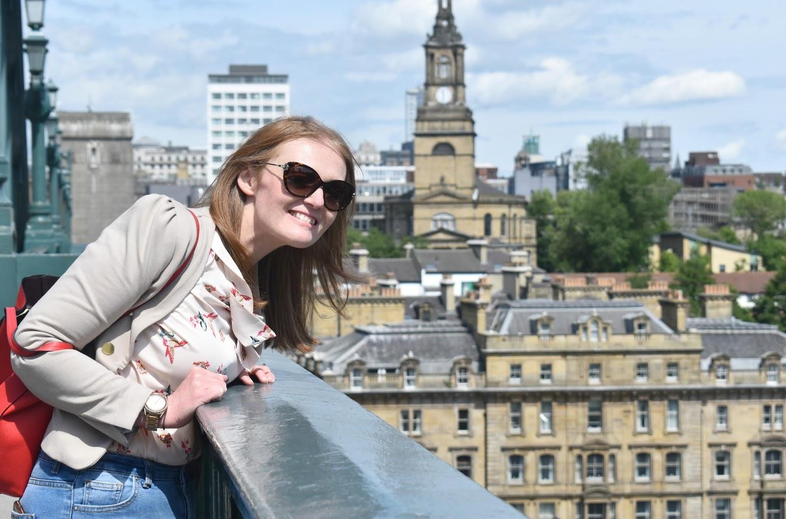 Tyne Bridge Newcastle - Tyne Kittiwakes